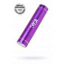 Портативное зарядное устройство TOYFA  A-toys Arc, 2400 mAh, microUSB
